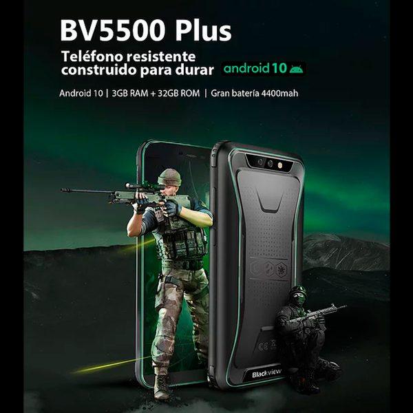 Blackview bv5500 plus 32gb